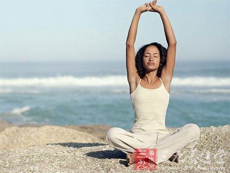 学瑜伽六6式 轻松减肥瘦身不流汗(3)