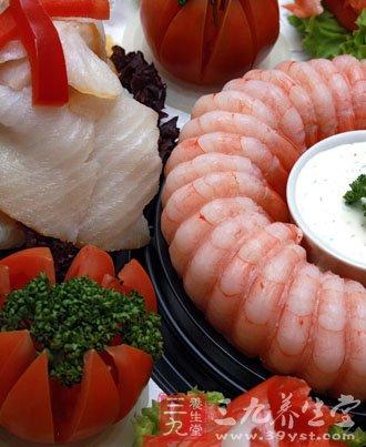 切记饮食要点 品尝美味海鲜