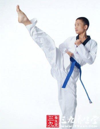 中国武术之跆拳道(5)