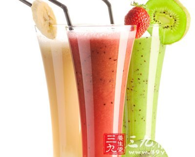 常喝果汁危害健康5宗罪