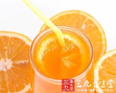 用果汁来养护你的身体