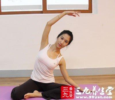 2招v指南指南瑜伽瘦腿瘦腰的最佳方法汁快速减肥图片