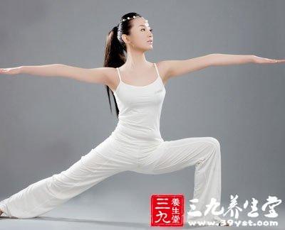 2招减肥瑜伽 瘦腿的最佳方法
