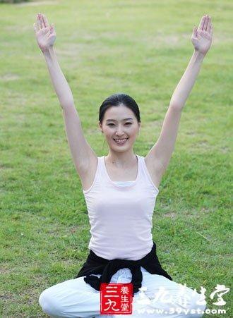 健康瑜伽免受伤害 饮食运动两不误
