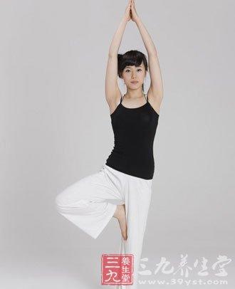 三招瘦身瑜伽 纤腿瘦腰不再难