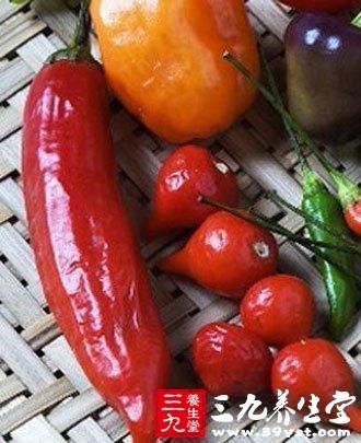 吃辣椒损肾 9类人不宜吃辣