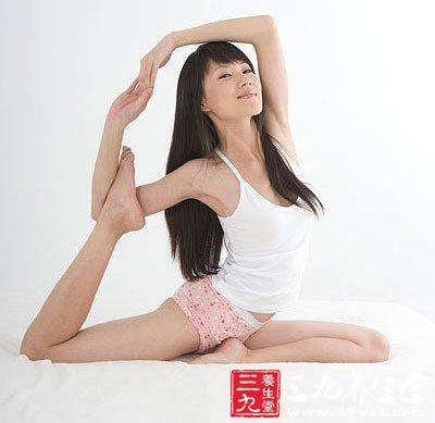 瑜伽保健 解决OL久坐困扰
