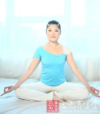 孕妇学瑜伽 了解调息技巧