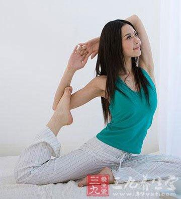 学瑜伽5事宜 首先须摆正心态