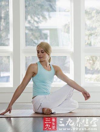 减肥瑜伽 让你瘦出迷人身段