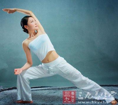 初级瑜伽方案 掌握练习五点
