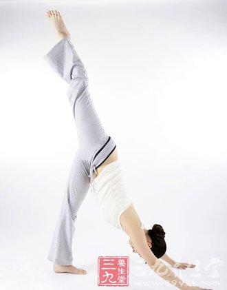 孕妇瑜伽 让准妈妈拥有健康好身体