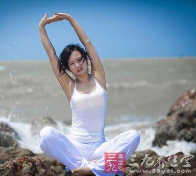 孕妇瑜伽塑造完美身形 做美丽准妈妈