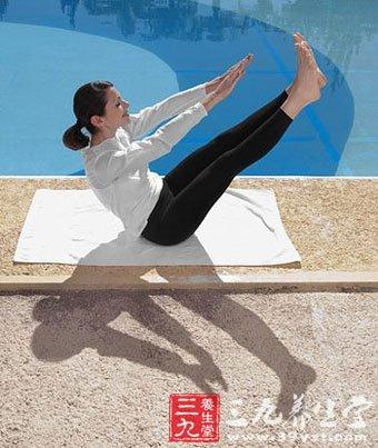 初级瑜伽手册 警惕易受伤招式
