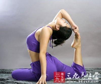 瑜珈修身不要造成伤身