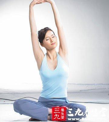 工作生活压力 学瑜伽轻松应对