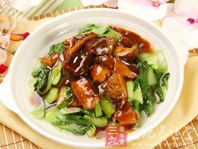 炒香菇 美味又健康