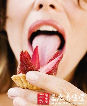 健康早参考 舌头看出癌前反应