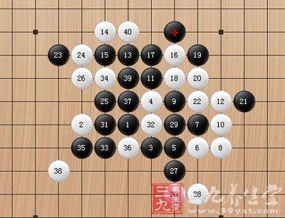 中国对五子棋的发展起到世界性的推动作用图片