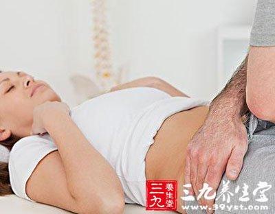 腹部按摩的具体步骤和顺序