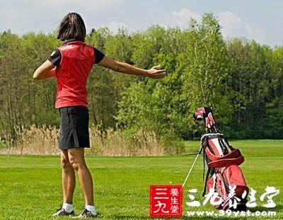 三九养生堂-高尔夫技巧让你快速提升短杆景观painter教程视频图片