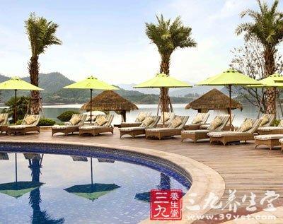 千岛湖绿城度假酒店内部设施