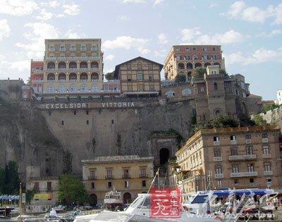 意大利GRAND HOTEL EXCELSIOR VITTORIA酒店