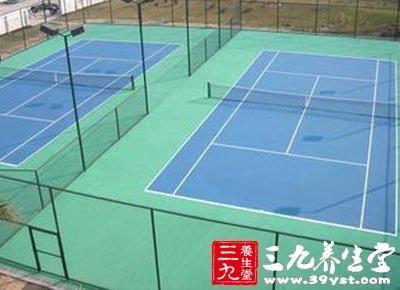 网球比赛规则 21点让你快速入门(2)