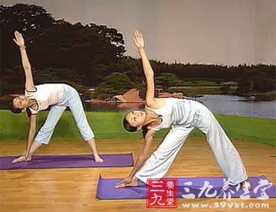 瑜伽教程素描初级教程瘦身技巧-三九养生堂视频狼瑜伽图片