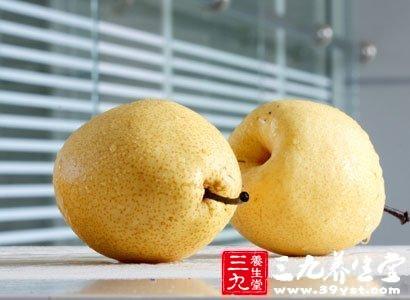 感冒吃什么水果好 梨