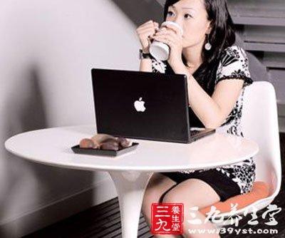 久坐的危害 久坐容易导致伤肉伤胃伤心脏(2)
