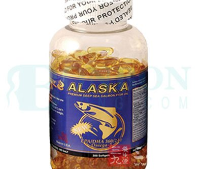 阿拉斯加深海鱼油 调节血脂清理血栓(2)