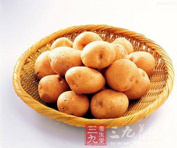 土豆的功效与作用 和胃健中解毒消肿-三九养