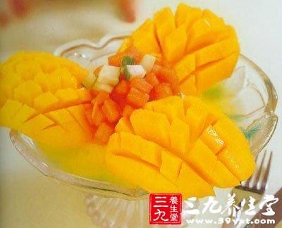 芒果有效缓解孕吐