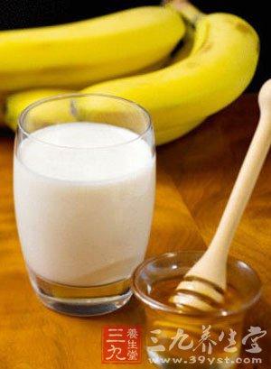 牛奶蜂蜜的功效与作用