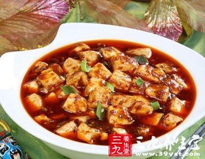 麻婆豆腐私家秘方
