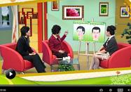 20130709山东卫视养生:张秀勤讲面部刮痧的功效