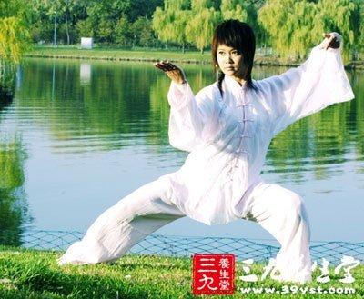 杨式太极拳48式拳谱 轻松入门图片