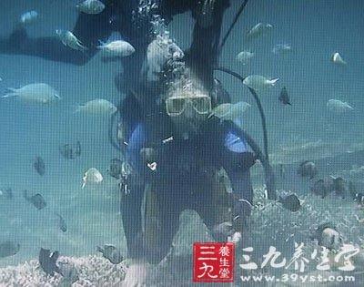 潜水底打麻将 潜水的注意事项有哪些(2)