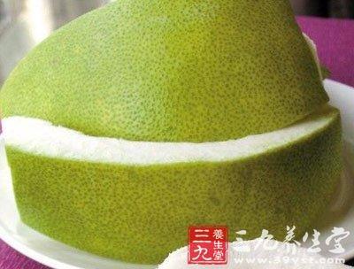 柚子皮的功效与作用 如何利用柚子皮