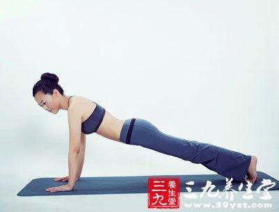 瑜伽动作 初学者9个动作需先学