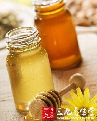 蜂蜜可以促进消化