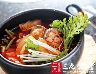 韩国辣鱼汤的做法图片