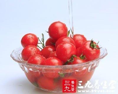 如何正确吃西红柿摆脱脂肪肝