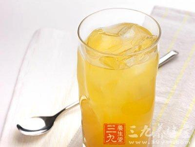 蜂蜜柚子茶的功效
