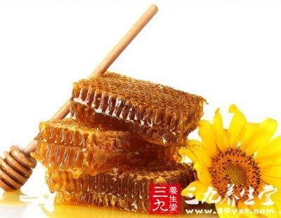 蜂蜜的升血糖作用特别明显