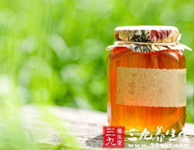 蜂蜜可护肤美容