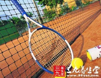 李娜排名世界第三 分析女生打网球六大好处