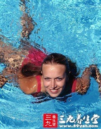 报名游泳班