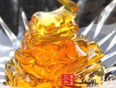 蜂蜜护肤美容、抗菌消炎、促进组织再生、促进消化